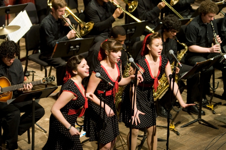 Last year's PRISM Concert. Photography by UC Photographic Services, 2010.