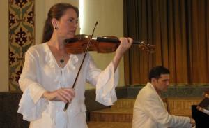 Jennifer Roig-Francolí and Adam Kent