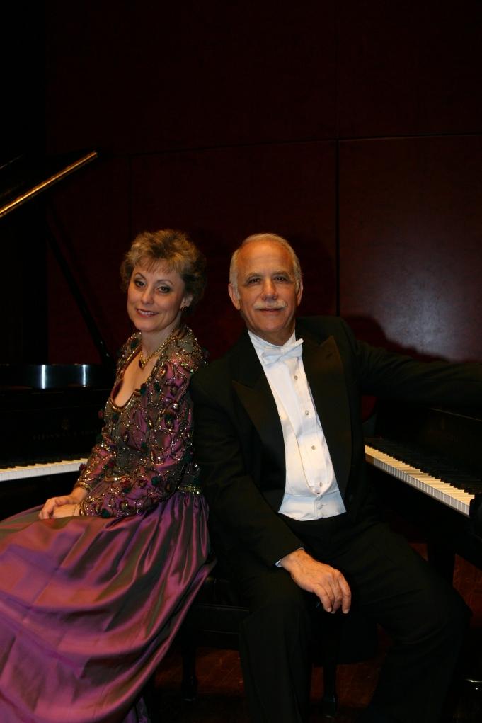 Elisabeth and Eugene Pridonoff