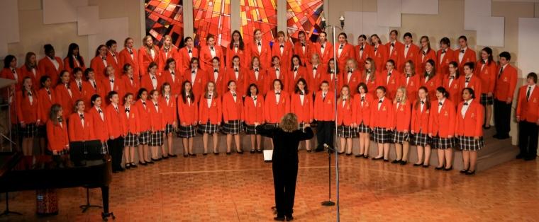 Cincinnati Children's Choir Bel Canto 2009
