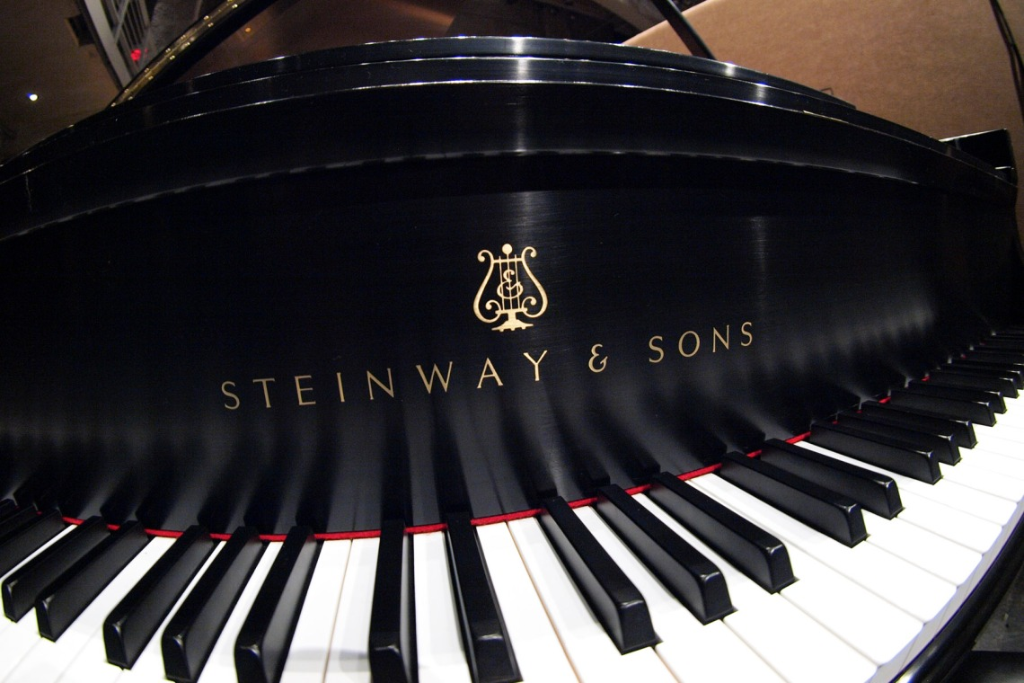 CCM's Steinways. Photography by Jay Yocis.