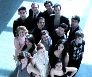 The CCM Drama Class of 2011