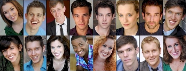 The CCM Musical Theatre Class of 2011