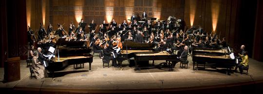 Pianopalooza 2009