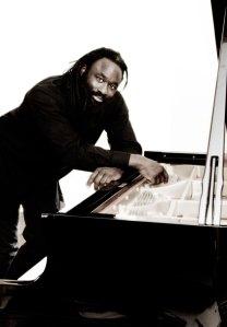 Bearcat Piano Festival organizer Awadagin Pratt.