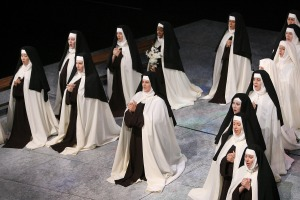 CCM's Spring 2011 Mainstage Production of Poulenc's 'Dialogues of the Carmelites.' Photography by Mark Lyons.