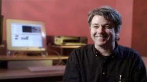 CCM E-Media Professor Kevin Burke