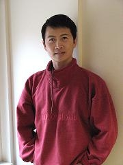 CCM Professor of Dance Jiang Qi.