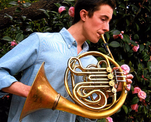 CCM honors the memory of student Andrew Howell with a Memorial Concert on Sunday, Oct. 23, 2011.