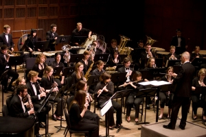 CCM Winds' 2010 Prism XIII Concert