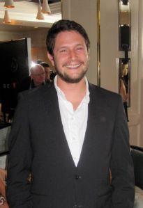 E-Media Alumnus Elliot Greenberg