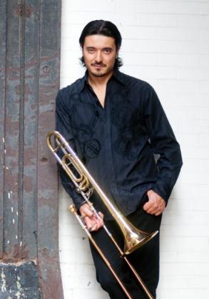 Guest Artist Massimo La Rosa.