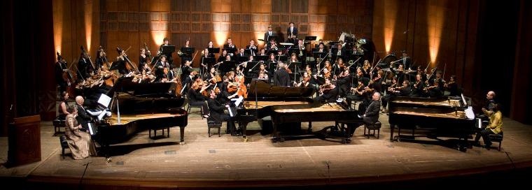 CCM's Annual Pianopalooza Extravaganza Returns April 15, 2012.