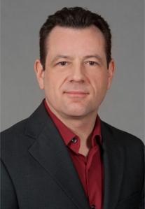 """Assistant Professor of E-Media Peter DePietro designed his curriculum around the multi-media elements of '""""The Rake's Progress."""""""