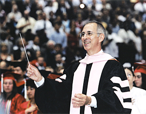CCM Professor of Music Terence Milligan.