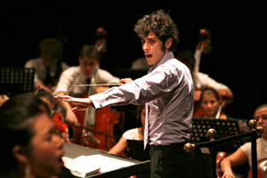 """Talented young conductors will be """"Finding Figaro"""" and """"Creating Così"""" in a pair of semi-staged public performances in August."""