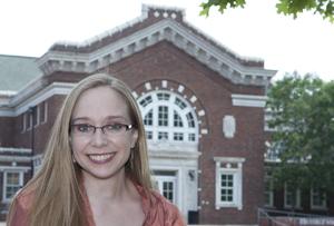 Jennifer Williams, Fulbright Scholar