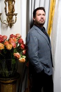 CCM alumnus David Daniels. Photography by Robert Recker licensed to Virgin Classics.