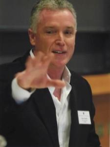 CCM alumnus Larry Hamby.