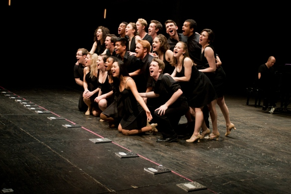 Moveable Feast 2012, Musical Theatre Choir