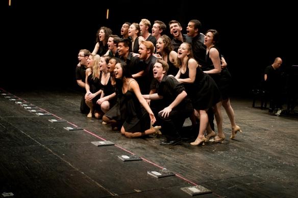 Moveable Feast 2012, Musical Theatre Choir