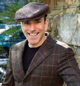 'Bright Eyed Joy!' composer Ricky Ian Gordon.