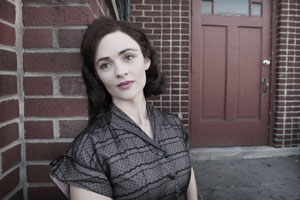 Second-year Artist's Diploma student Meghan Tarkington as Rose Maurrant in CCM's first-ever production of 'Street Scene.'