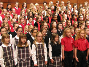 Cincinnati Children's Choir, Ensemble-In-Residence at CCM Prep.