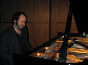 CCM Master of Music candidate Kris Rucinski.