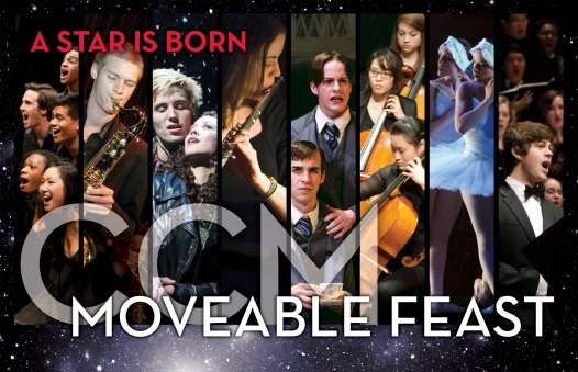 A star is born at CCM's 2013 Moveable Feast!