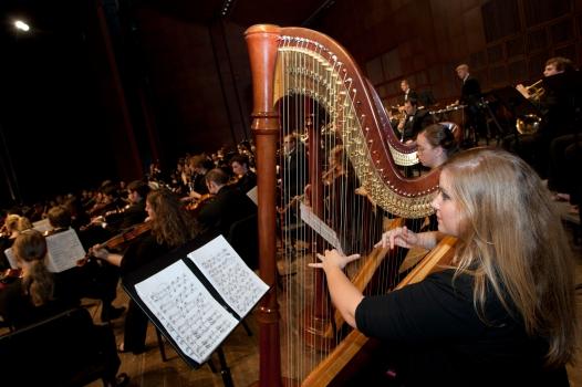 The CCM Philharmonia.