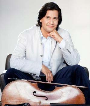 Renowned cellist Claudio Bohórquez comes to CCM for a master class on March 5.
