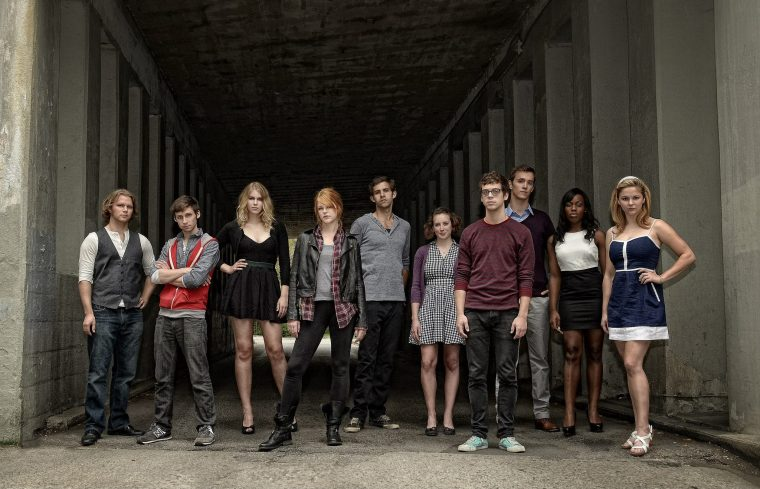 CCM Drama's Class of 2013.