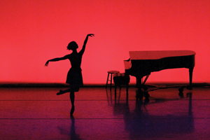 CCM showcases the work of student choreographers March 7-9. Photography by Will Brenner.