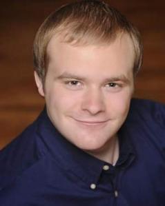 Artist Diploma student Thomas Richards, bass-baritone.