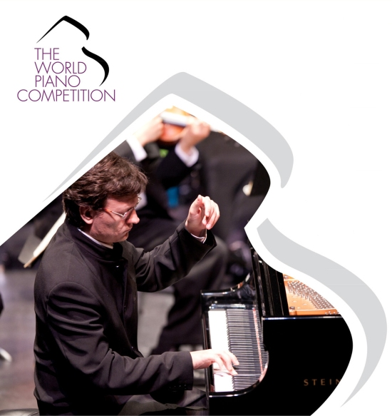 2012 World Piano Competition Gold Medal Winner Alexander Yakovlev.