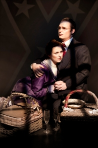 The Carnegie presents 'Parade' April 5 – 21, featuring Jenny Hickman and Collin Kessler. Photography by Matt Steffen.