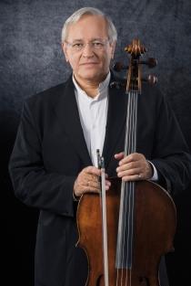 Distinguished international guest artist David Geringas, cello, joins the Ariel Quartet in concert on Tuesday, April 9, 2013.