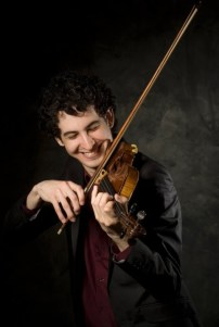 Tchaikovsky Competition Winning guest artist Itamar Zorman, violin, joins James Tocco for an Eminent Scholars Concert on Thursday, April 11.