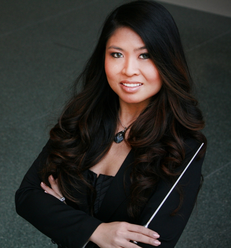 Marie Bucoy-Calavan has been named the inaugural recipient of the May Festival Choral Conducting Fellowship. She will enter her third year of studies in CCM's DMA in Choral Conducting program this fall.