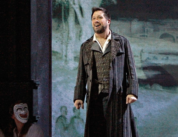 Photographed by Michal Daniel as Orfeo in the Minnesota Opera production of Orfeo ed Euridice, 2010  © Michal Daniel 2013