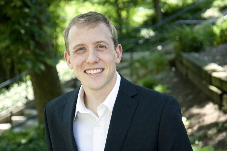 CCM student Michael Fuchs will serve as new artistic director for Dayton, Ohio's Musica.