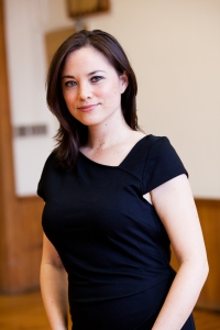 Composer (and CCM alumna) Jennifer Jolley.