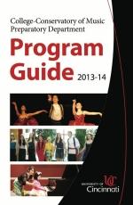 CCM Prep's 2013-14 Program Guide.