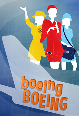 CCM's 2013-14 Studio Series includes a production of 'Boeing Boeing' presented by the Carnegie and CCM Drama this November.