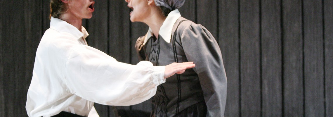 CCM's proudly presents Arthur Miller's 'The Crucible,' running through Sunday, Oct. 6. Photography by Mark Lyons.