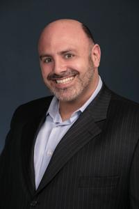 Senior Vice President of Marketing for the FOX Broadcasting Company Nick Belperio.