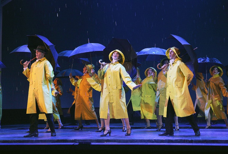 CCM's proudly presents 'Singin' in the Rain,' running through Sunday, Nov. 3. Photography by Mark Lyons.