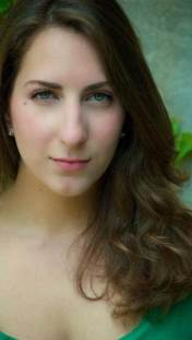 CCM student Sofia Selowsky.