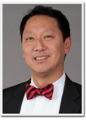 CCM welcomes special guest UC President Santa J. Ono, PhD, to the stage for 'Benjamin Britten at 100' on Nov. 22, 2013.